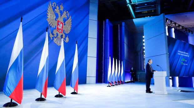 """Путин рассказал о поставках на боевое дежурство ракет """"Циркон"""""""