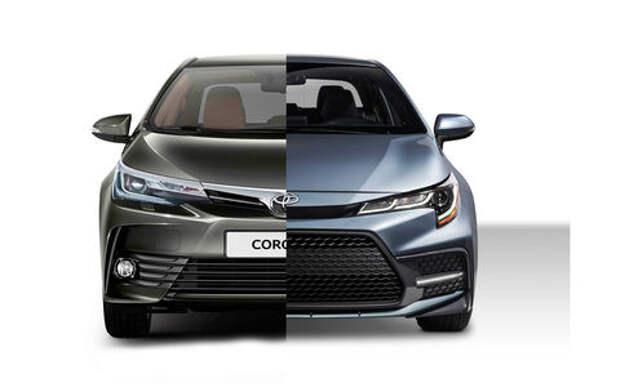 НоваяToyota Corolla: ищем отличия от предшественницы
