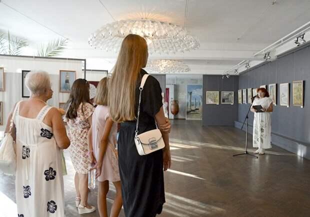 «Кружевной хоровод» в Севастополе (ФОТО)