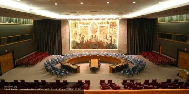 Работа штаб-квартиры ООН в Нью-Йорке парализована