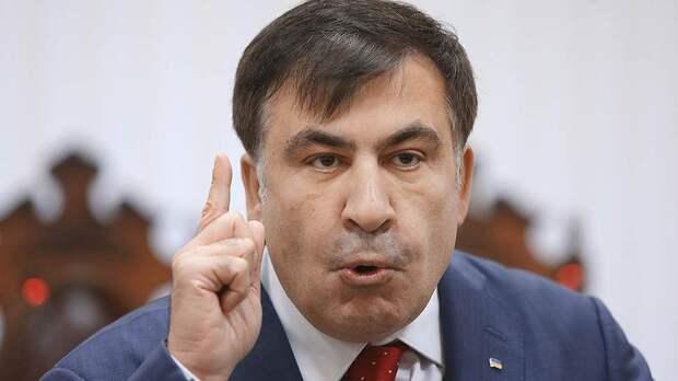 Саакашвили назвал взяточником и коррупционером посла Украины в Тбилиси