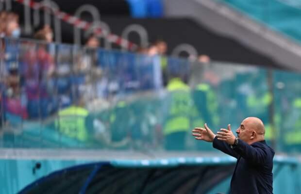 Дмитрий Булыкин: Черчесов хорошо разбирается в футболе