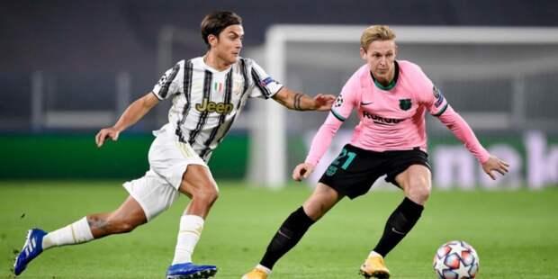 «Ювентус» помог «Барселоне» выиграть — Бонуччи