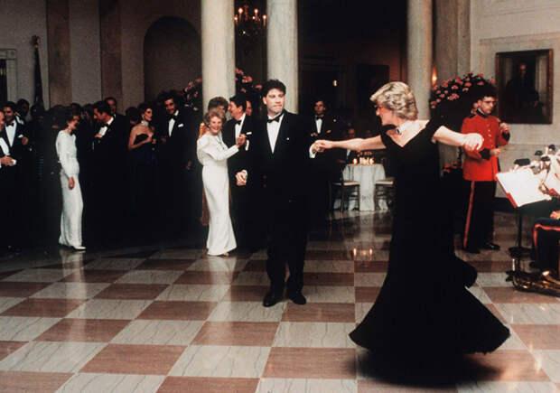"""Джон Траволта о встрече с принцессой Дианой: """"Я чувствую, что сделал ее жизнь лучше"""""""