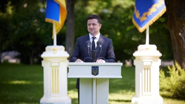 Зеленскому предрекли поездку в Ростов из-за закона об олигархах