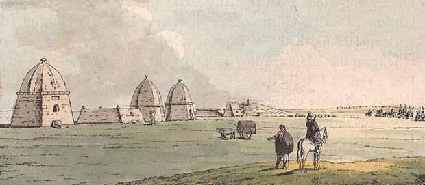 Некрополь Атажукиных