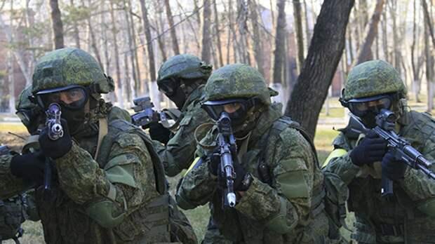 Военнослужащие ВВО проводят крупные учения на Курильских островах и Сахалине