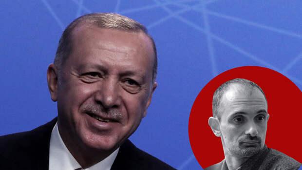 """Для чего Эрдоган решил """"аннексировать"""" Крым накануне встречи с Путиным в Сочи"""