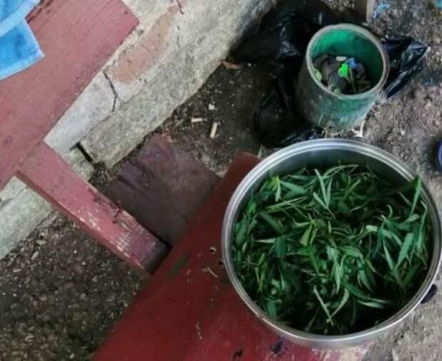 На Кубани мужчина устроил в своем доме наркопритон