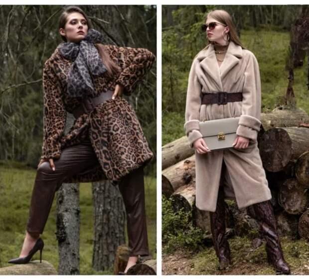 Что выбрать – пальто, куртку или искусственную шубку: Красивые, стильные образы для дам
