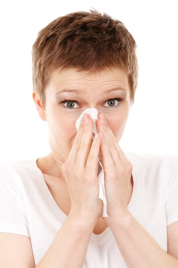 Ваши действия при ОРВИ и гриппе