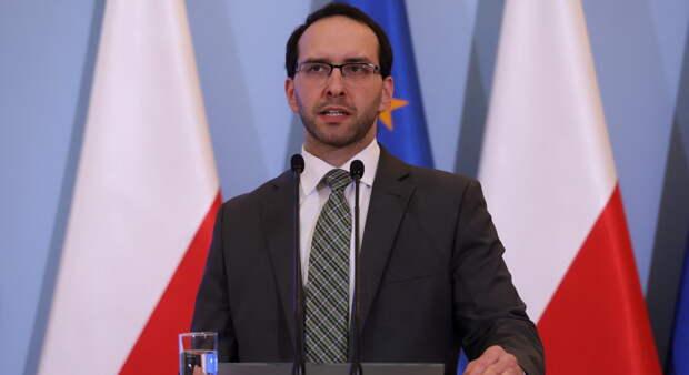 Польша начала информационную диверсионную провокацию против России