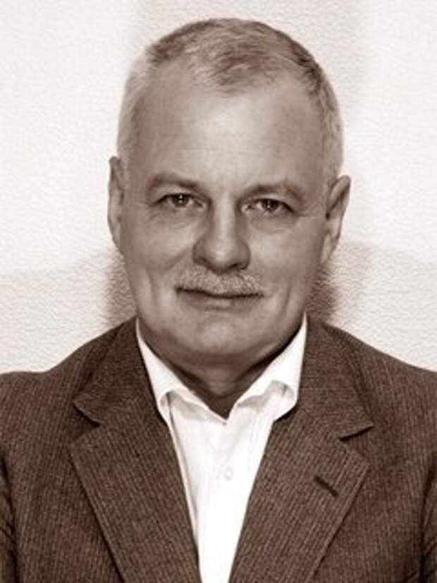 "Петерис Гаудиньш (фото: ""Вокруг ТВ"")"