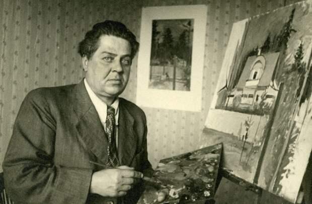 Лекция о художнике Юрие Васнецове пройдет в Северном Тушине
