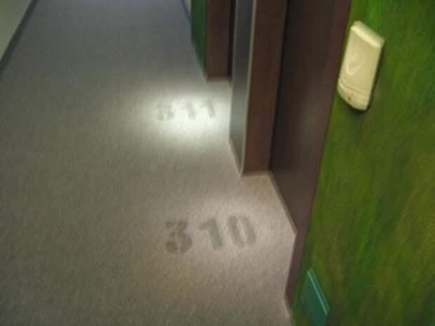 Нумерация офисов, квартир и домов (трафик)
