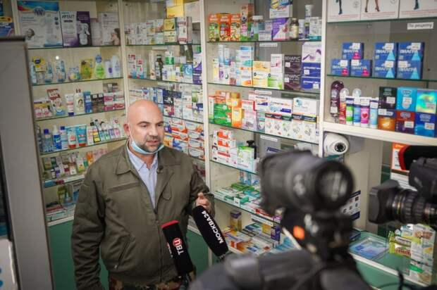 Тимофей Баженов принял участие в рейде полиции по борьбе с оборотом наркотиков