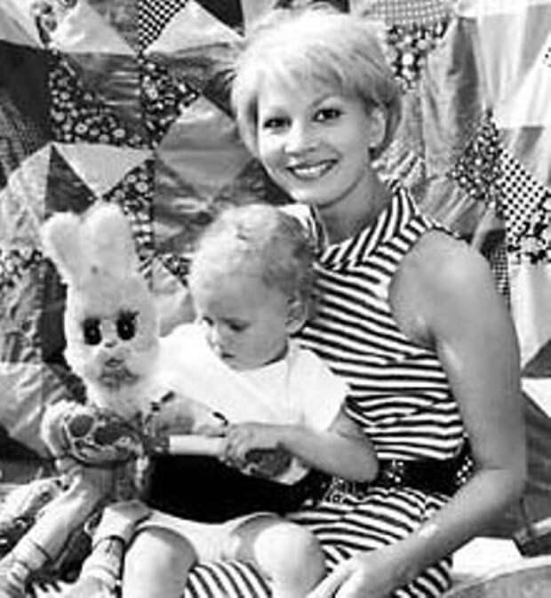Татьяна Веденеева. Та самая тетя Таня из «Спокойной ночи, малыши».