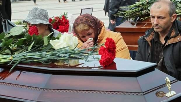 Семьи погибших в Керчи получили по два миллиона рублей