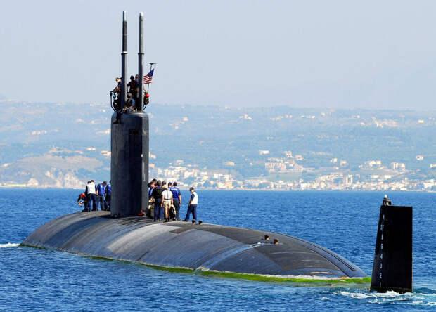 Американские подводники проиграли бой даже клопам