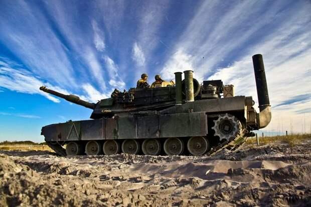 Морская пехота США отказывается от танков: оптимизация или ошибка?
