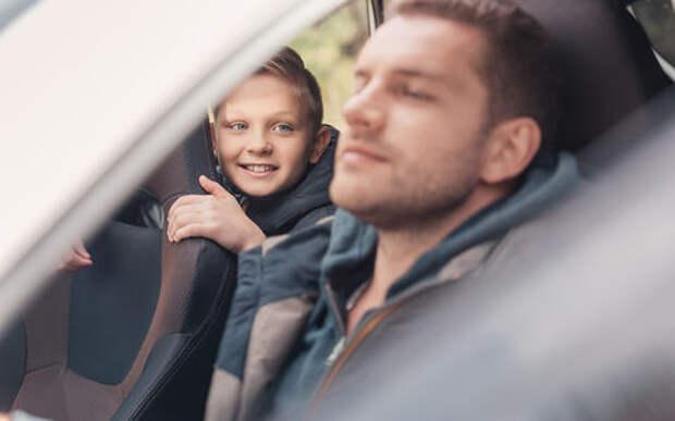 Ребенок в машине станет отягчающим обстоятельством