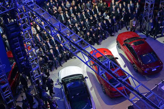 Непатриотично: лучшим автомобилем Северной Америки стала иномарка
