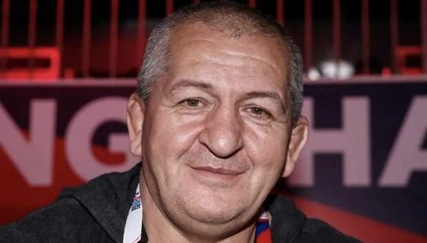 Воробьев выразил соболезнования Хабибу Нурмагомедову в связи со смертью отца
