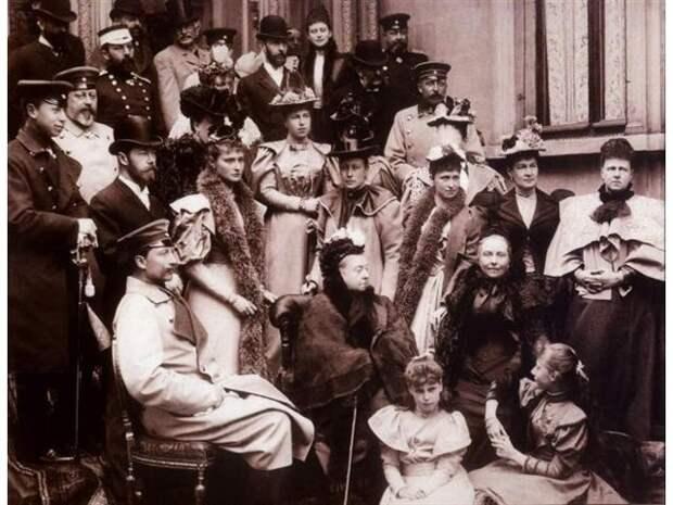 Одна жизнь Георга V и Николая II
