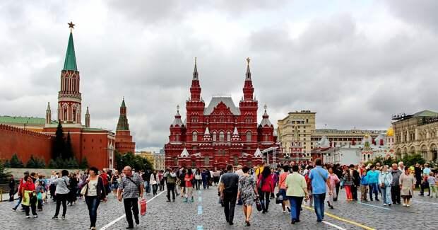 Внутренний туризм в Москву восстановился на 90% в первом квартале
