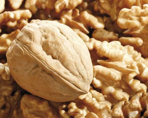 О грецких орехах