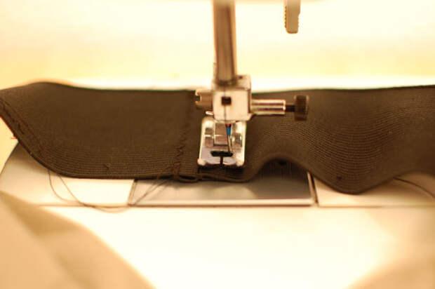 coser goma
