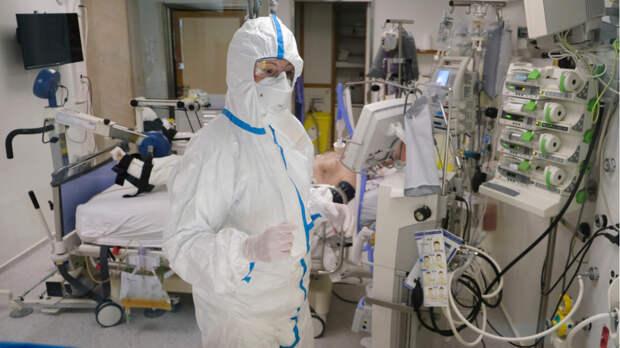 В Иркутске врачи спасли беременную со 100-процентным поражением легких