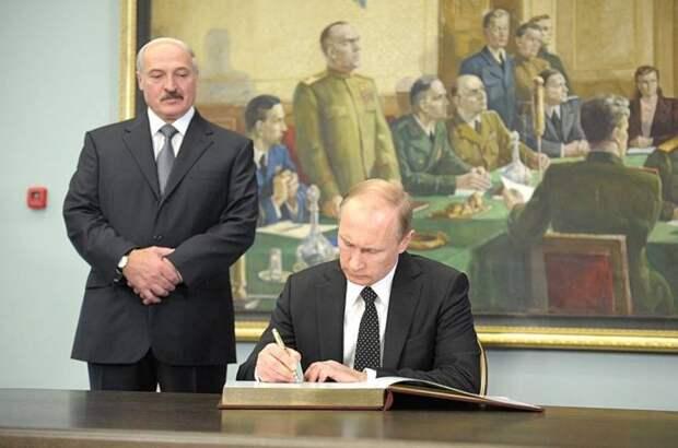 Почему Лукашенко сам не допустит объединения России и Белоруссии