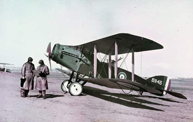 Воздушная война в Первую мировую