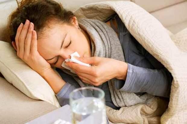 Народные средства при лечении простудных заболеваний