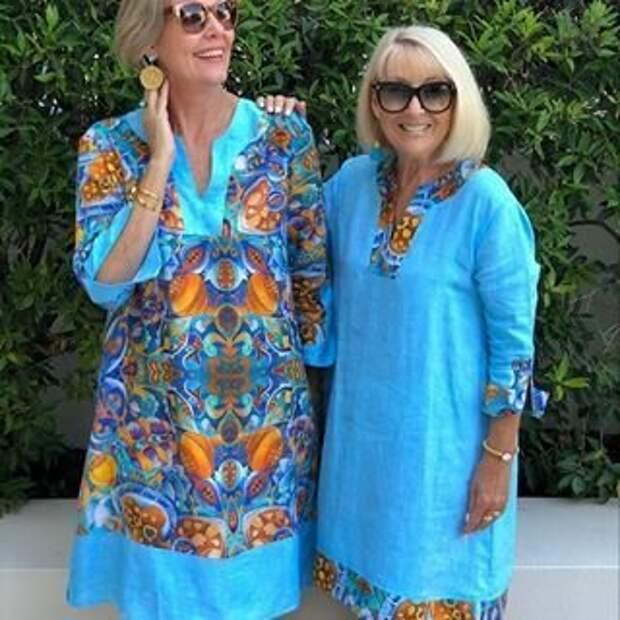 Большие модницы 60+. Полюбите себя, и жизнь станет ярче и красочней