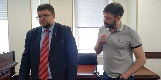 Киевский суд перенес заседание по делу Вышинского