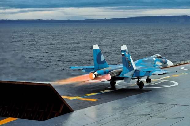 Теперь авианосцы США будут плавать лишь там, где точно нет русских