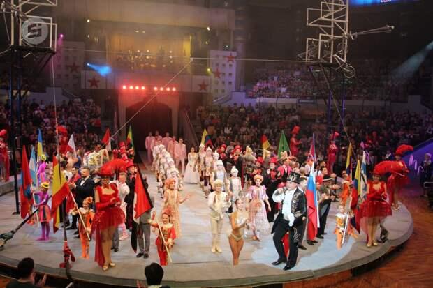 Международный цирковой фестиваль в Ижевске отменили на 2021 год