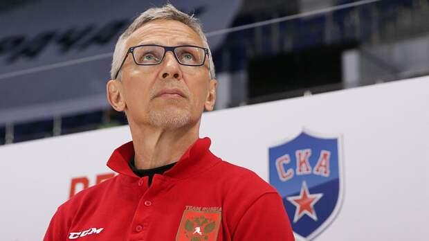 Ларионов получил почетный перстень от ИИХФ: «Вот это легенда»