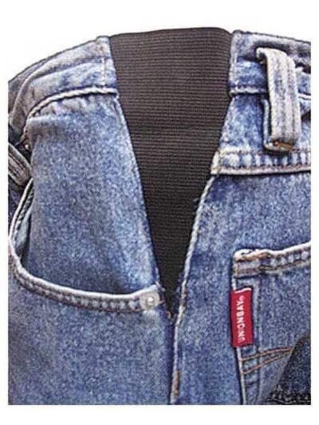 Как переделать брюки, если они стали велики или малы
