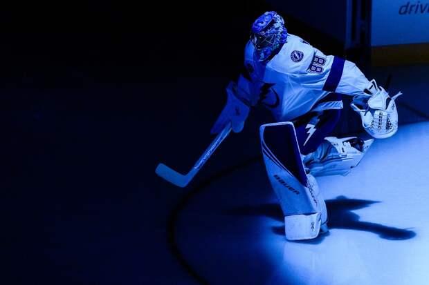 Василевский стал рекордсменом среди российских вратарей по победам в плей-офф НХЛ