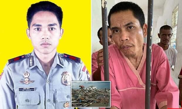Полицейский, объявленный умершим 15 лет назад, вернулся всемью