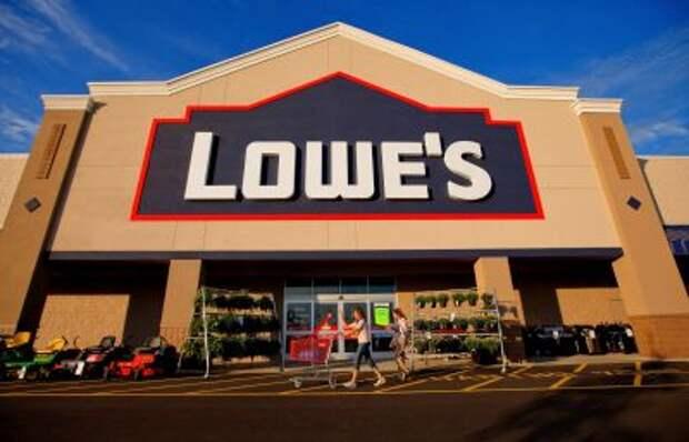 Lowe's является перспективной компанией для вложений