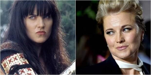 Новозеландская актриса получила известность благодаря роли бесстрашной воительницы в фэнтезийном телевизионном сериале «Зена – королева воинов».