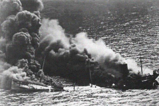 «Таллинский переход»: главное поражение Балтийского флота