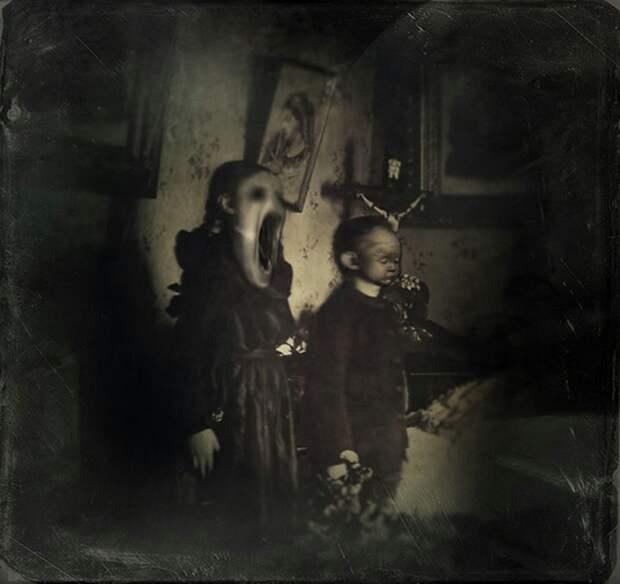 Страшные истории на ночь - НОВЕНЬКАЯ В ДETДOME. Мистические рассказы Мистика Страшилки Scary Stories