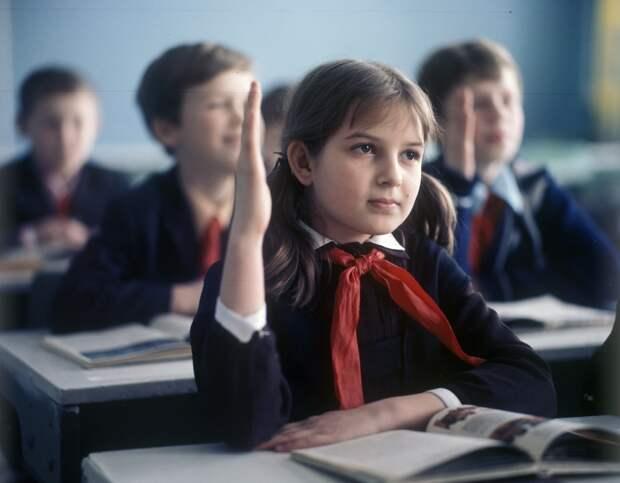 Миф о «лучшем в мире» советском образовании.