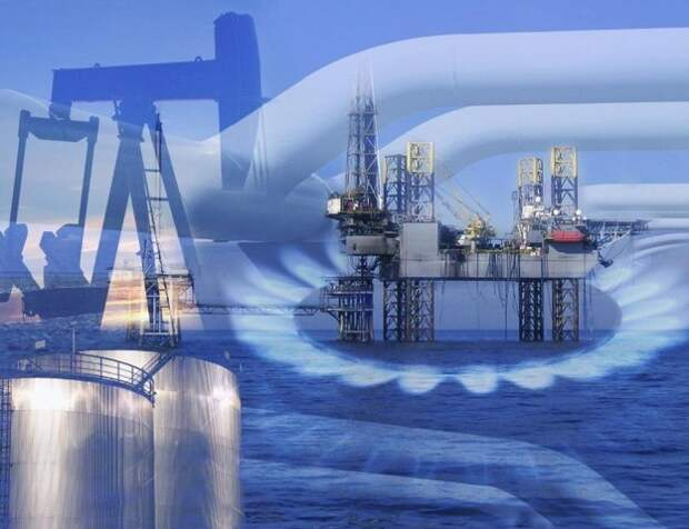 ТЭК нефть газ