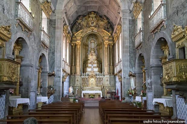 Брага — португальский Рим, где любят оставлять двери открытыми